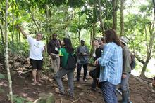 Foresters, landowners, and practitioners apply their skills in the forests of the Philippines during the field course of ELTI's first offering of the first Tropical Forest Landscapes certificate program.