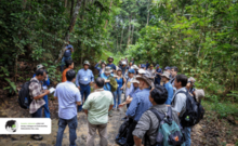 A TFD field visit in Sumatra, Indonesia